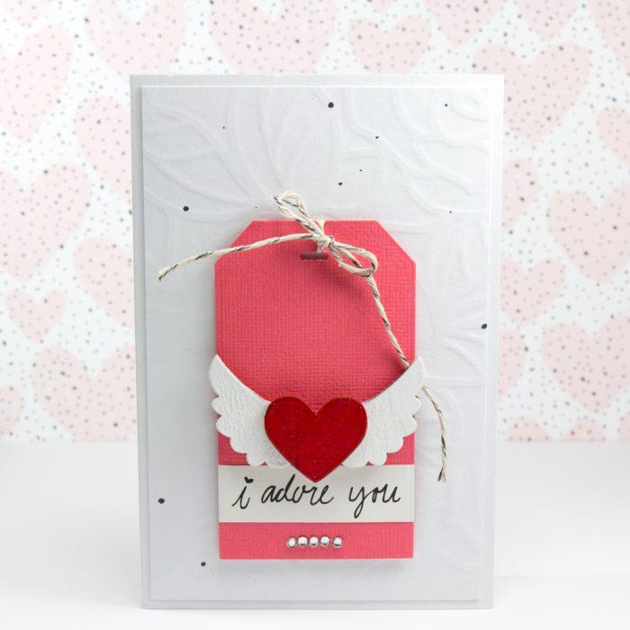 Karte Zum Valentinstag U2026