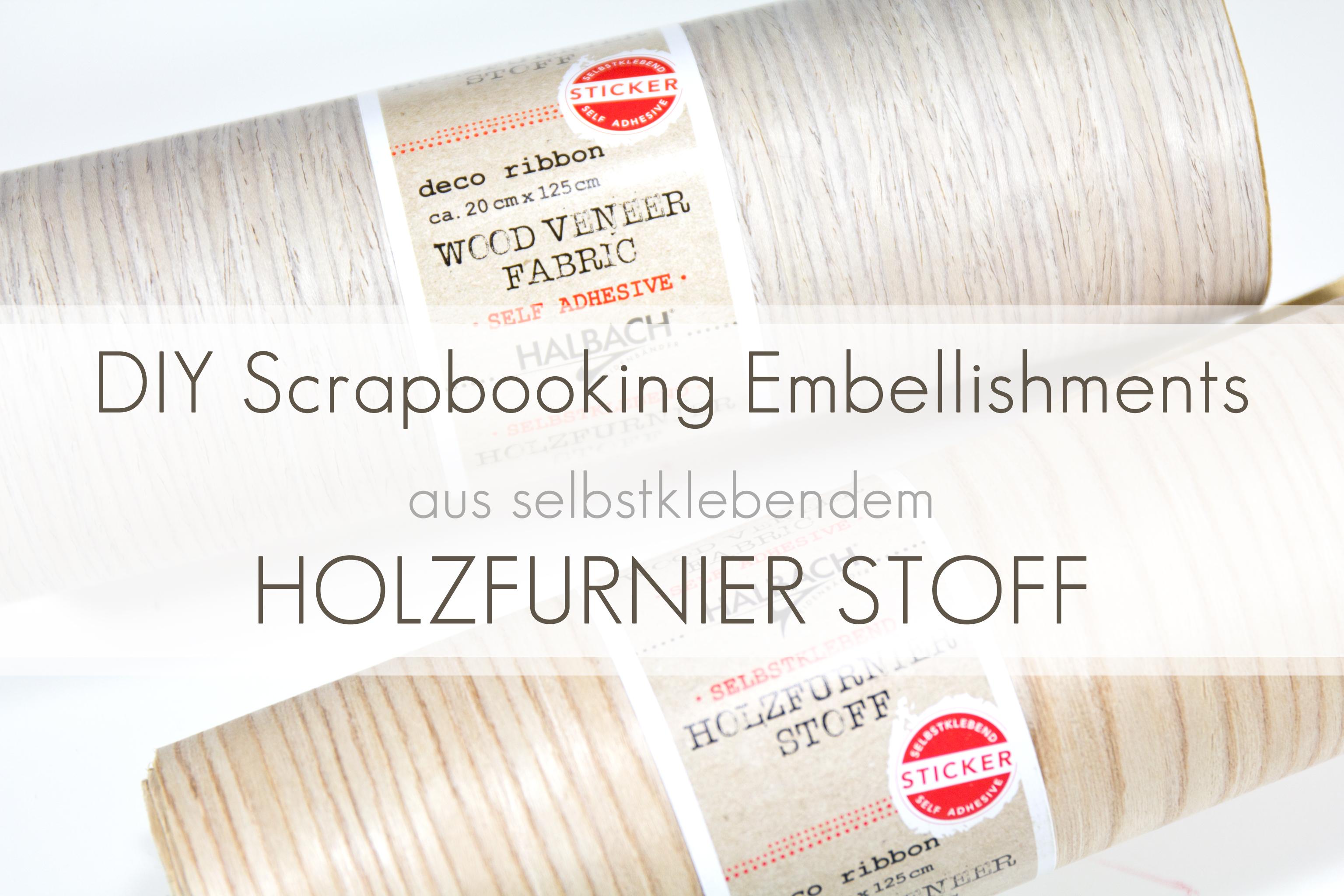 Wood Veneer Fabric