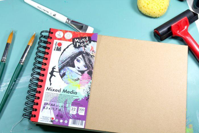 Marabu Mixed Media Ringbuch