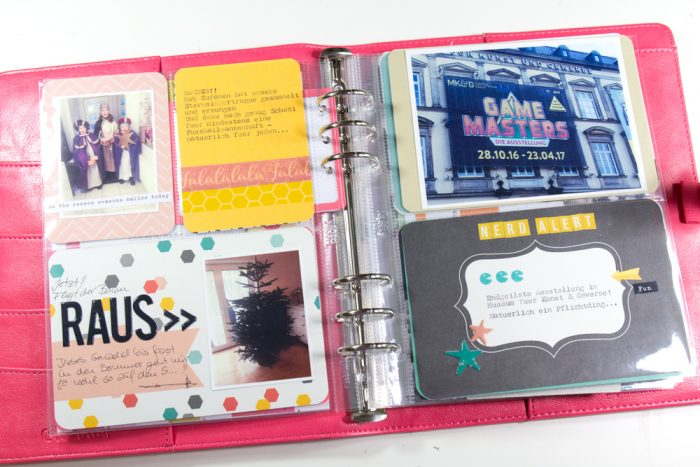 Planner PL im Carpe Diem Planner von Simple Stories