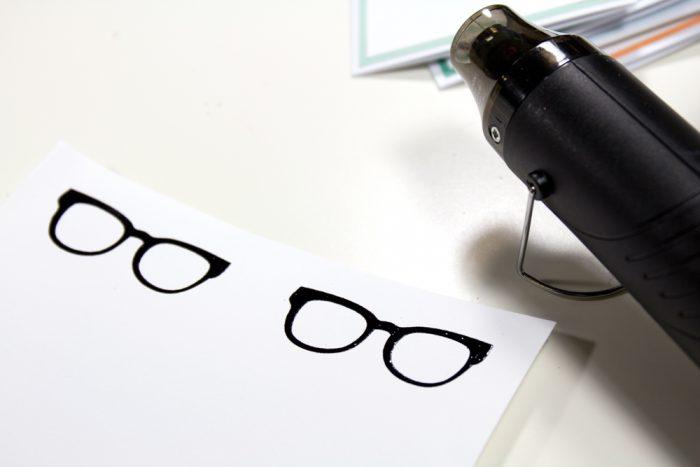 Brillenstempel