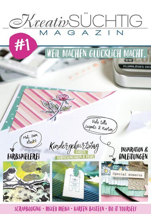 Kreativsüchtig Magazin