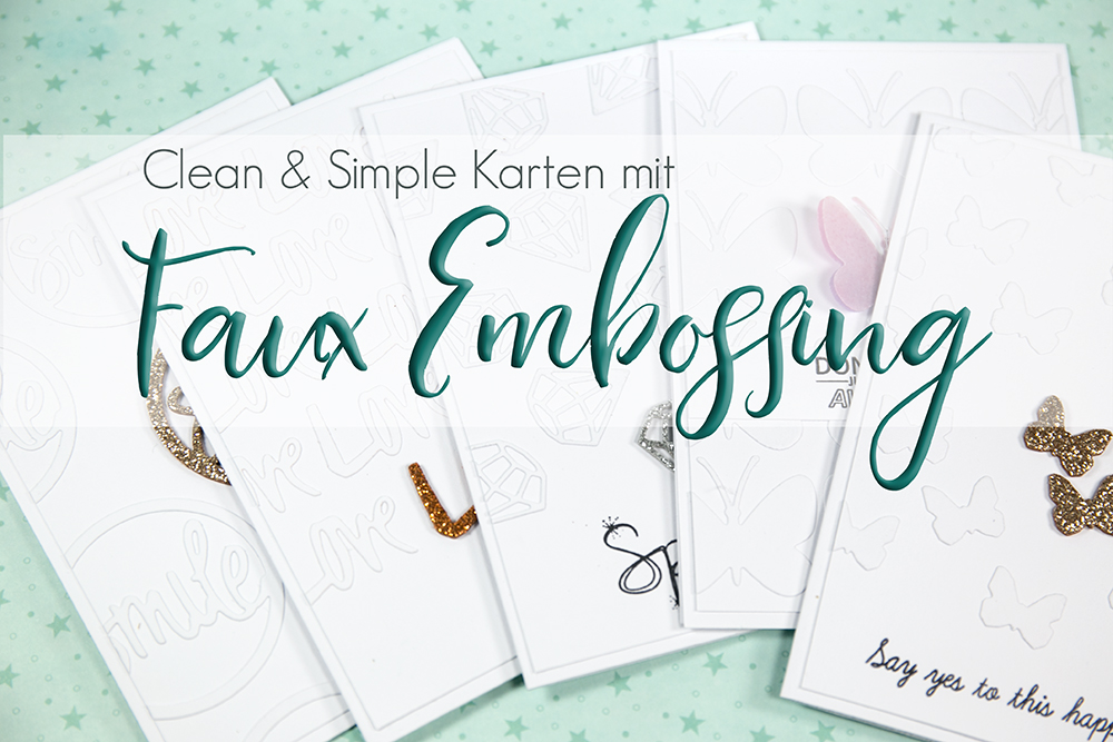Cardmaking Tutorial