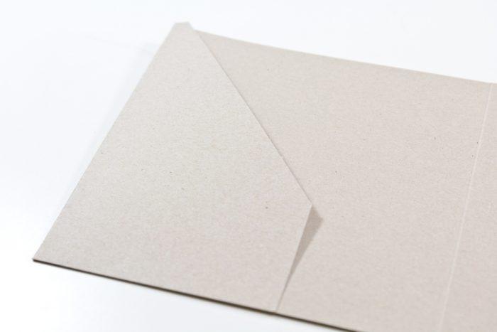 Einstecktasche für Karten