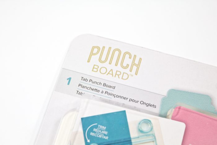 Tab Punch Board auf deutsch