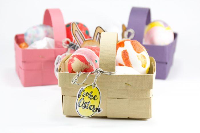 Geschenkidee Ostern selbermachen