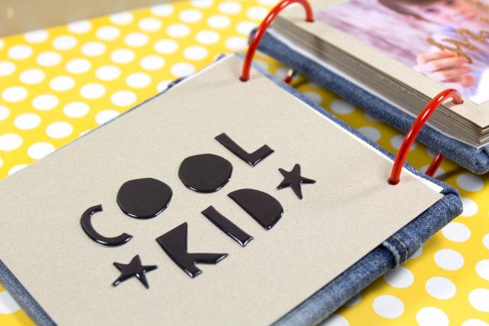 Sticker Cool Kid von Crate Paper
