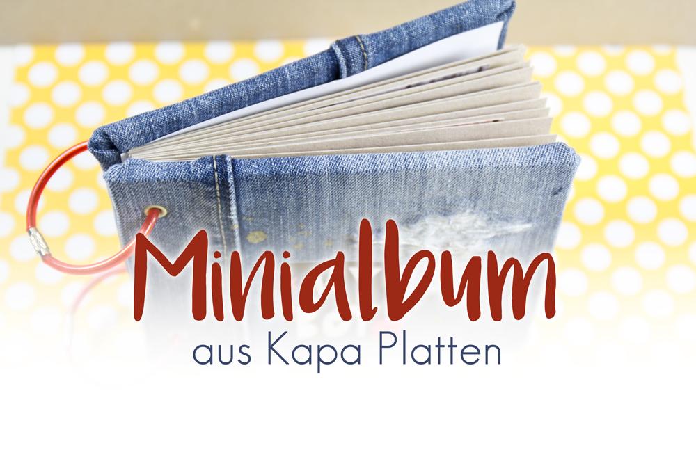 Minialbum schnell und einfach