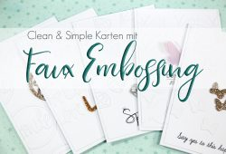 Cardmaking Tutorial