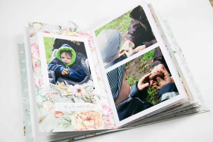 Osteralbum Minibook