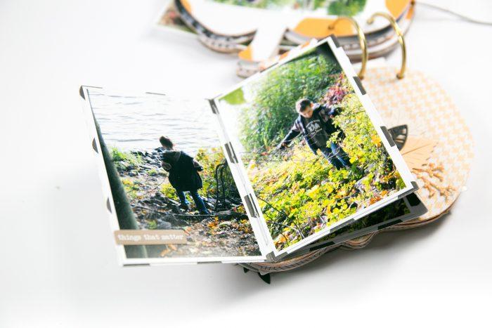 Minibook Herbst