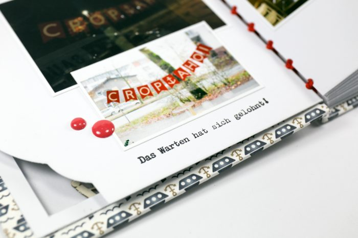 Minialbum Klartextstempel