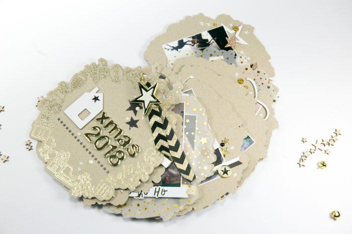Minialbum mit Ring