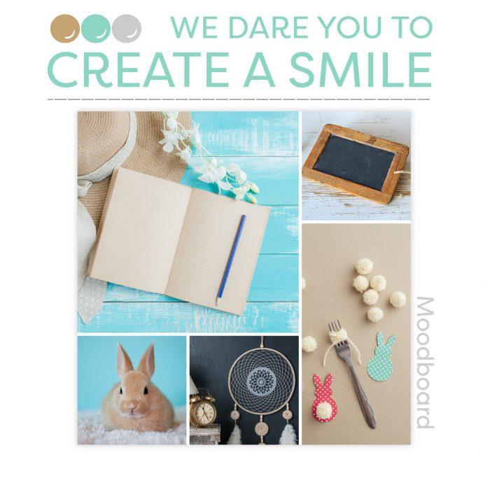 Create A Smile Moodboard