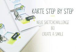 Sketch Challenge Karte
