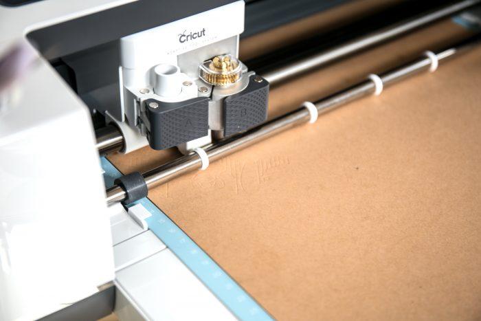 Cricut Maker Debossing Tip