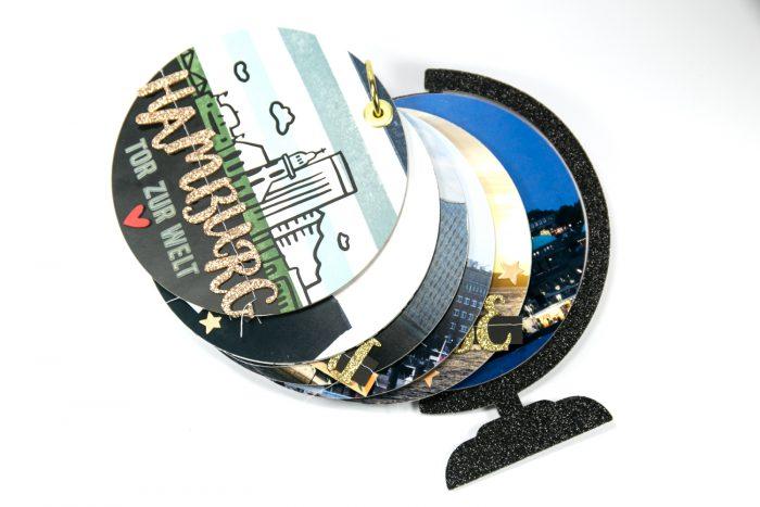 Minialbum Cricut Maker