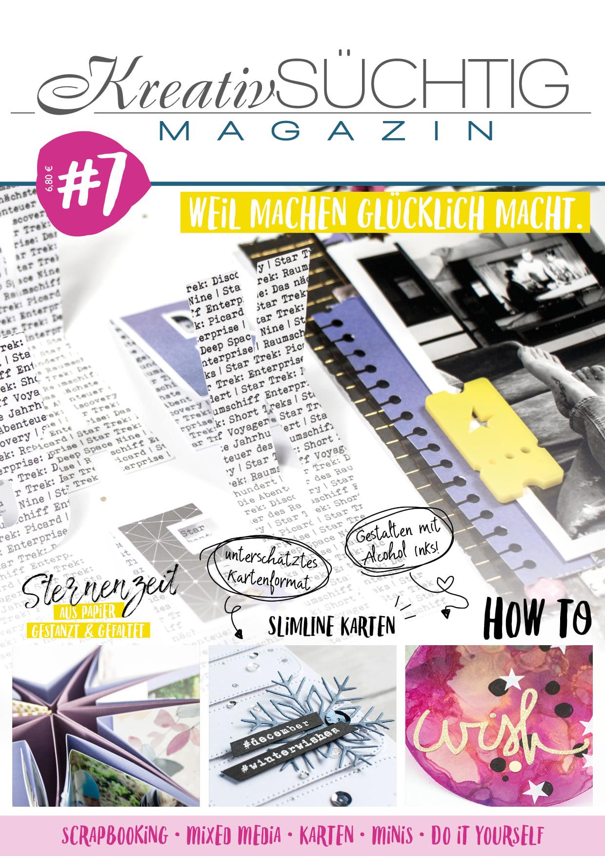 Kreativsüchtig Magazin 7