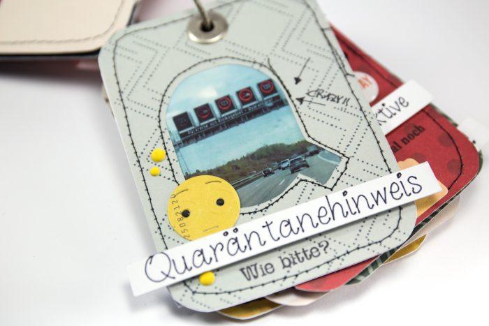 Minialbum Travel Journal