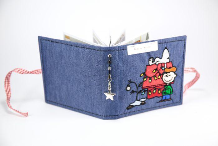 Minialbum Snoopy Cutfile