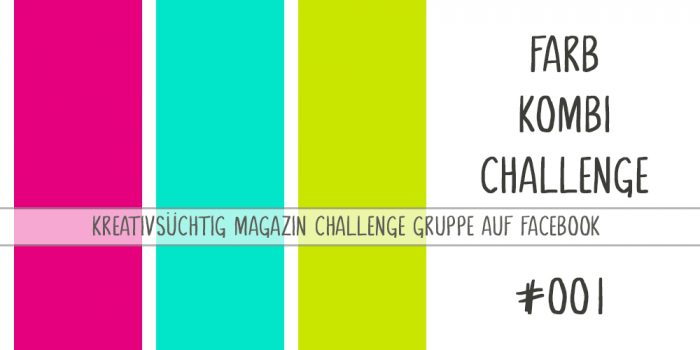 Kreativsüchtig Challenge