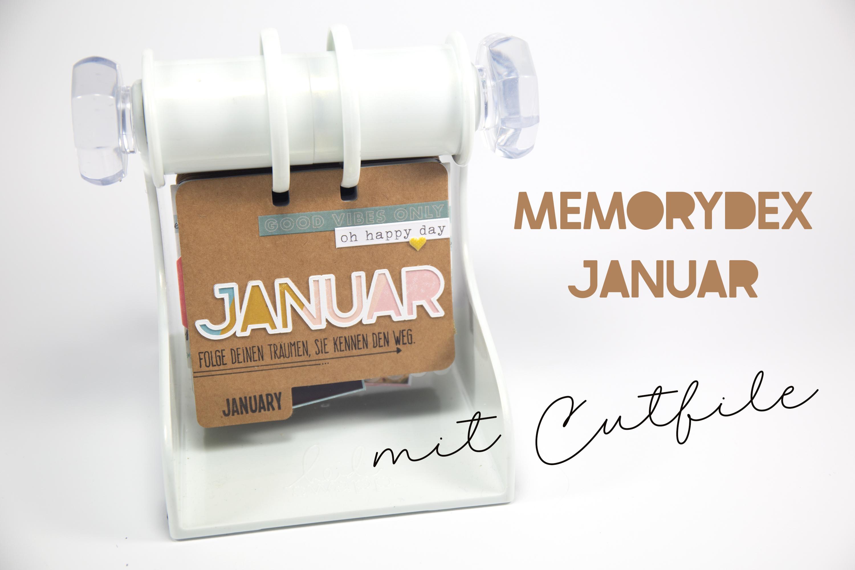 Cutfile Memorydex