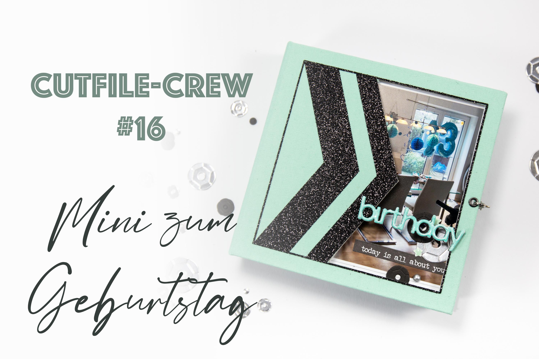 Minialbum Cutfile Crew
