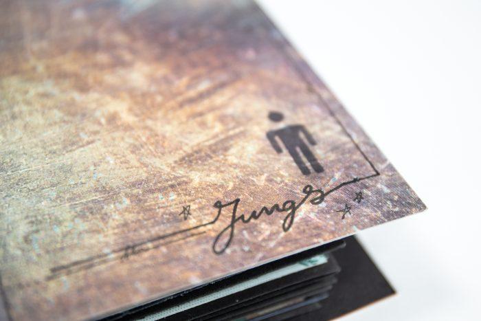 Minialbum P13 Free Spirit