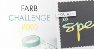 Cardmaking Challenge