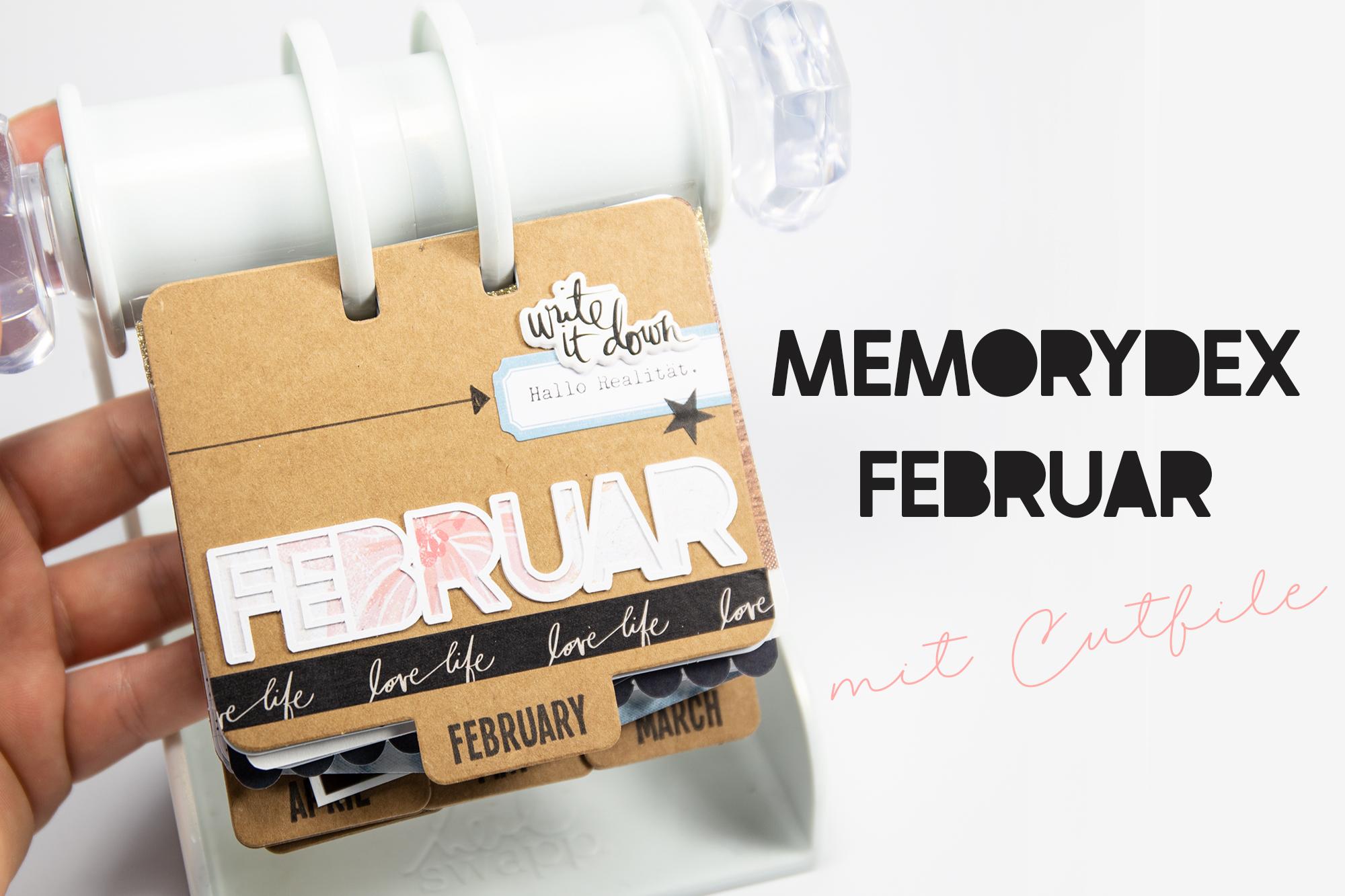 Memorydex Februar