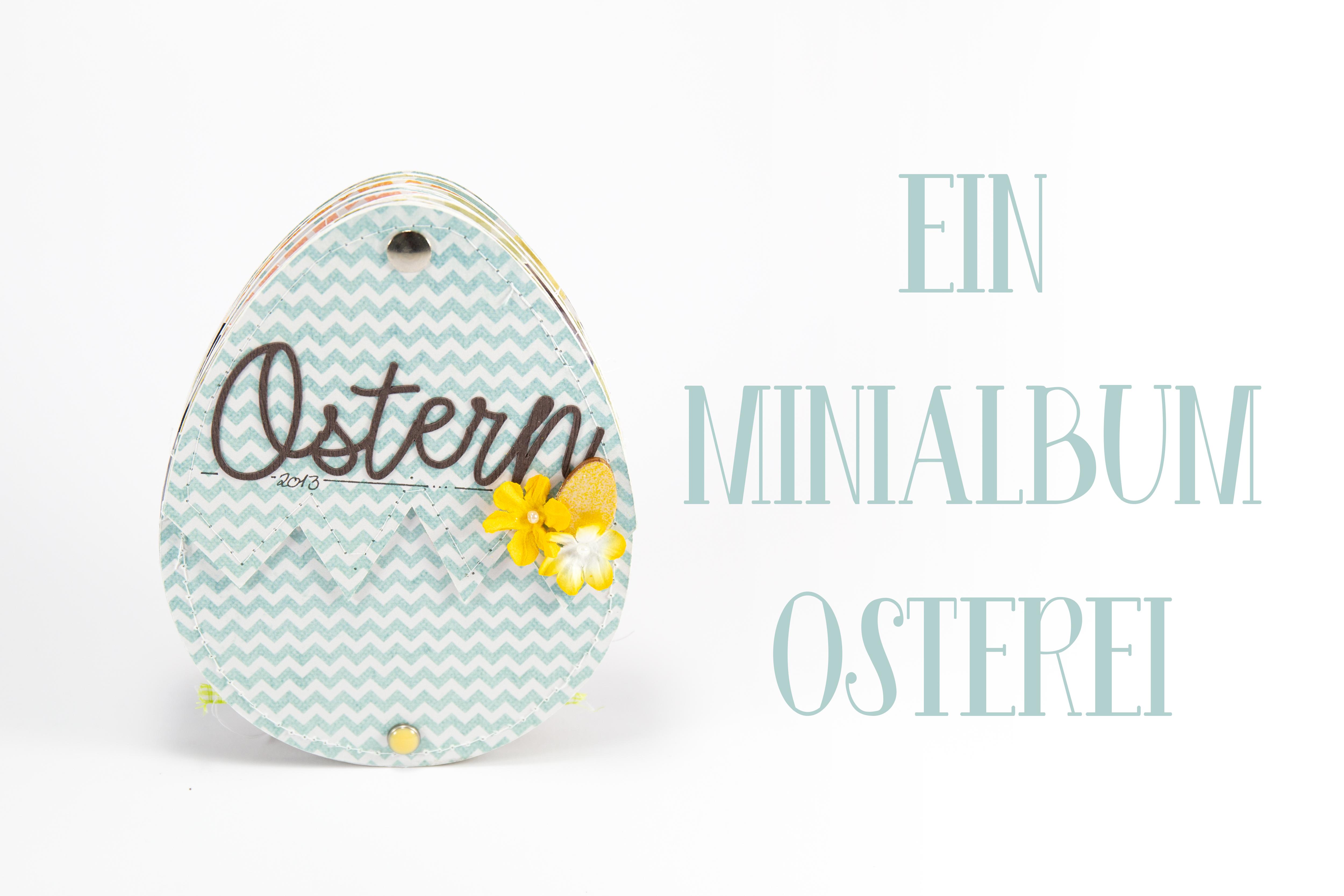 Minialbum Ostern