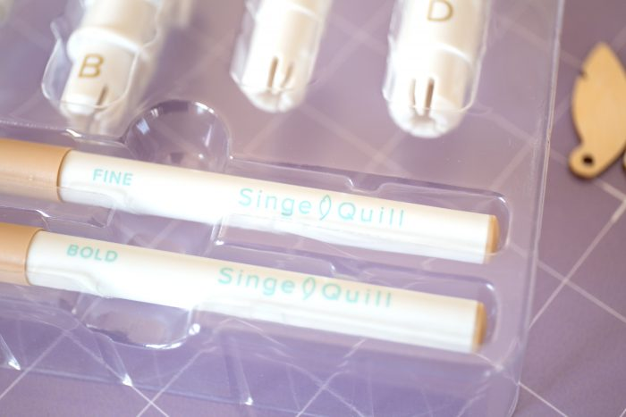 Singe Quill Projekt
