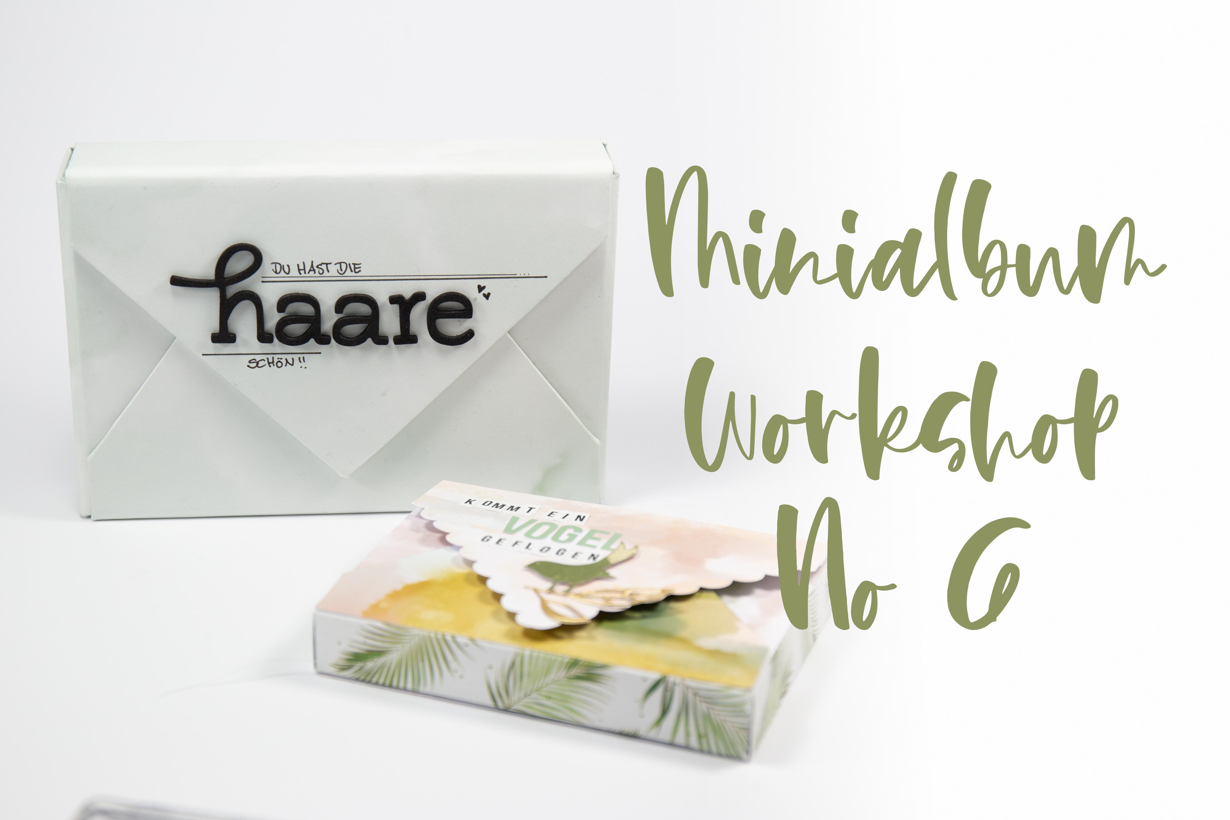 Minialbum Online Workshop