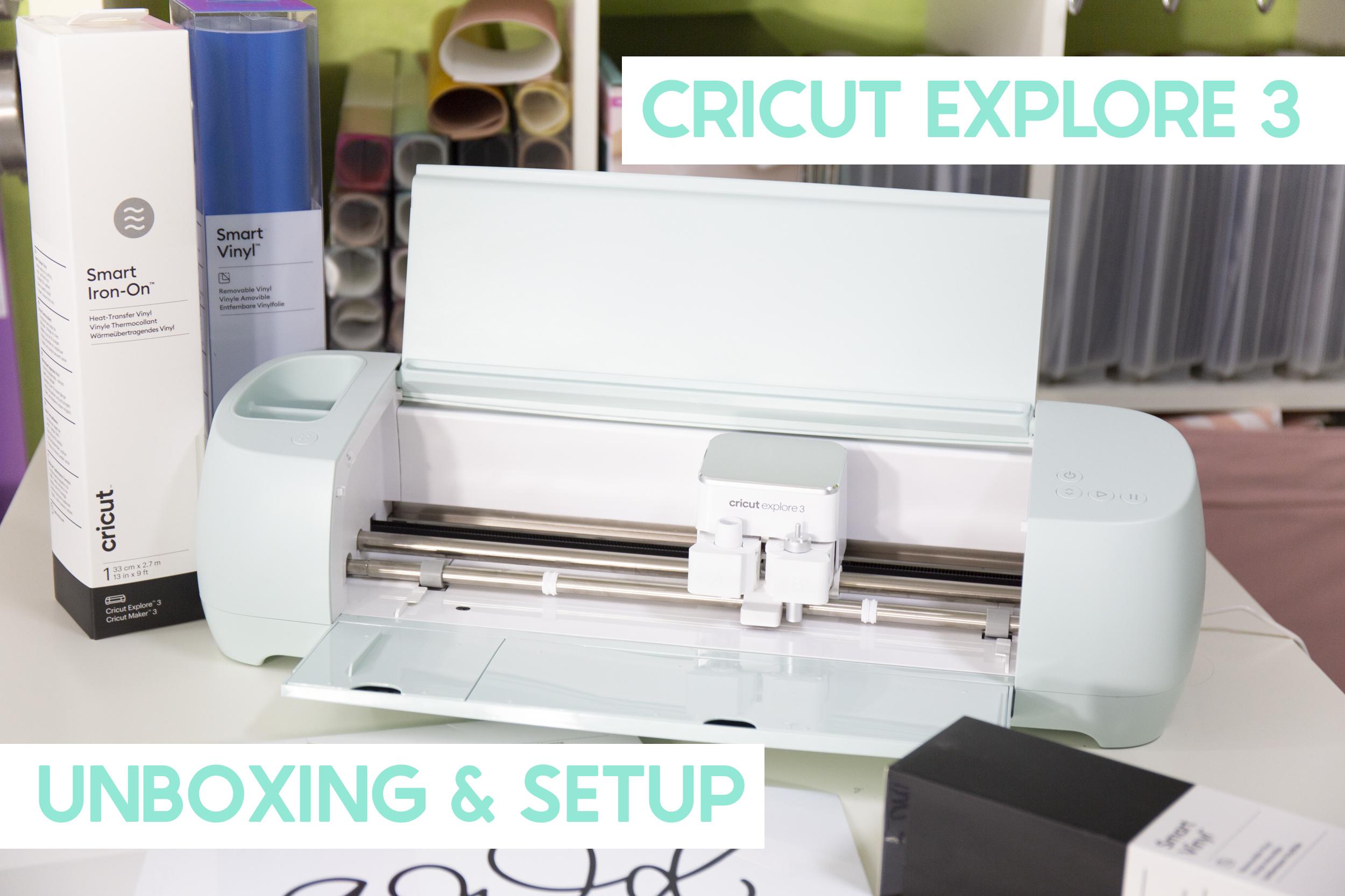 Cricut Explore 3 auf deutsch