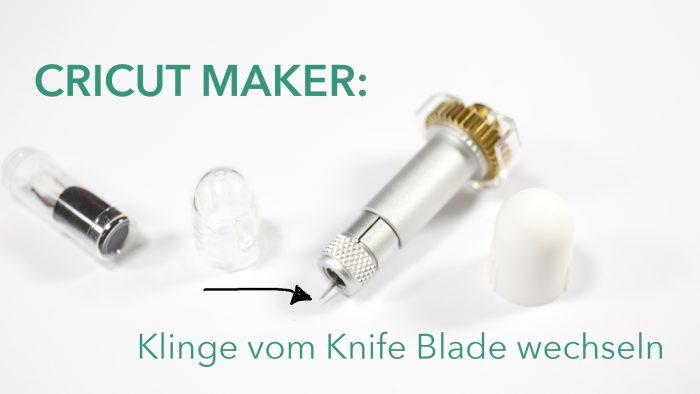 Klinge Knife Blade wechseln