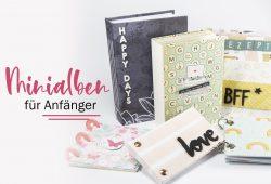 Minialbum Anfängerkurs