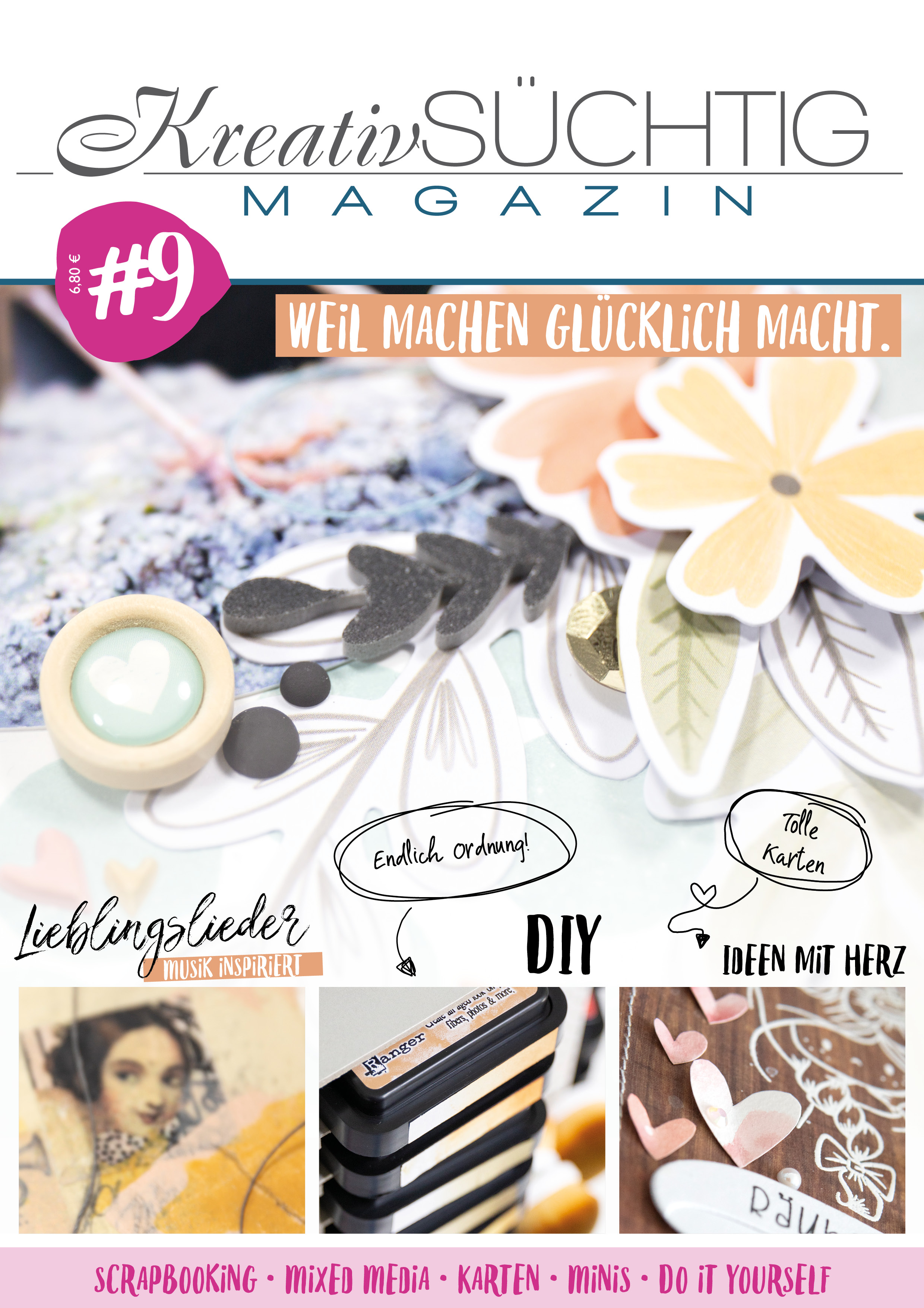 Kreativsüchtig Magazin #9